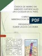 OXIDO DE HIERRO GOSSAN PERU.pptx
