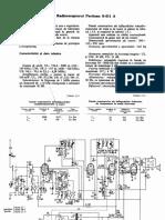 Radioreceptorul Partizan S-511 A