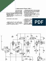 Radioreceptorul Pionier S-503 A