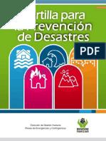 prevencion riezgos y desastres