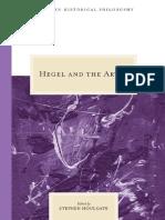 (Topics in Historical Philosophy) Stephen Houlgate - Hegel and the Arts-Northwestern University Press (2007)