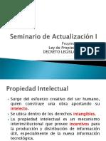 2da Sesión Propiedad Intelectual