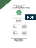 ASUHAN KEPERAWATAN CULTURE CARE PADA PASIEN PIJAT BAYI PDF