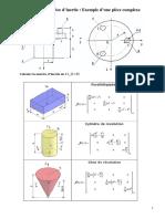 TD 2 matrice dinertie dun solide complexe avec correcion-19