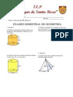 GEOMETRIA II 6TO PRIMARIA