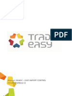 Manual_ Sigaeic Easy Import Control Versão_ Protheus 11