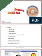 Aspectos Legales ddel SG-SST- Feb 2018