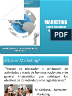1 - MARKETING INTERNACIONAL Y GLOBALIZACION