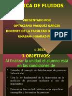 ESTATICA DE FLUIDOS OPTA 2011