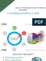 1.2 Psicología positiva y arte