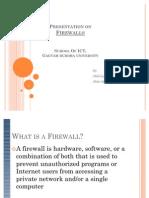 Ghani Firewall
