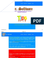 Dr. Software _ Tips