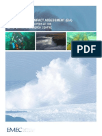 EMEC Environmental Impact Assessment Guidance GUIDE003!01!03 20081106