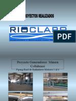 Proyectos Rio Claro