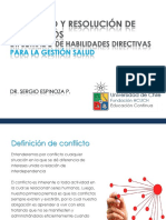 Presentación Resolución de Conflicto (Sergio Espinoza)