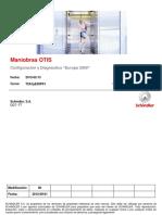 Maniobras Otis - Configuracion Y Diagnostico Europa 2000 (CJ627143sv00)