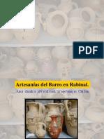Artesanía de Rabinal.pps