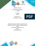 PLATAFORMA ESTRATEGICA  DE LA INSTITUCION ACTIVIDAD 2