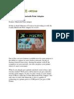 X-Micro Combo Bluetooth Print Adapter.docx