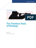 ARTICLE - 10 TimelessTests of Strategy