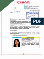 Denuncia - Infracción al Código de Ética Del Colegio de Biólogos Del Perú 10 Feb 2020 - Consejo Regional VII Lima - Caso Mall Plaza Comas