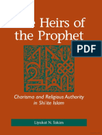 The Heirs of the Prophet Charisma And Religious Authority in Shiite Islam.pdf