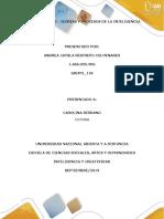 FASE 2 - TEORÍAS Y PROCESOS DE LA INTELIGENCIA