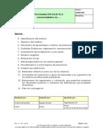 Plantilla para la programación didáctica de un modulo de FP