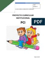 1 FORMATO Proyecto educativo institucional PCI 2020 (1).docx