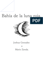 Joshua Gonzalez - Bahia de la luna roja