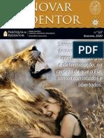 Jornal Renovar Redentor fevereiro 2020