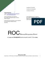 Roc_04_2009 (Repérage Orthographique Collectif)