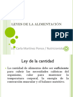 1.1.1 Leyes de la alimentación (1)