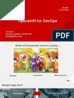 ShowIT-Openshift---Mini-OCP---DevOps-20180131_Jiri_Kolar