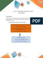 English - Presentación del Curso Prospectiva Estratégica