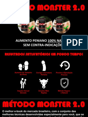método monster 2.0 pdf gratis