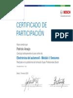 Sensores - Módulo I Introducción_Certificado