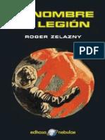 Zelazny, Roger - Mi Nombre Es Legion.pdf