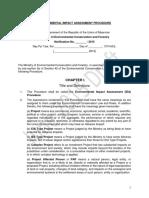 2015-06-Myanmar-EIA-Procedures