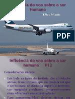 5 aula - Influencias do voo sobre o ser humano.ppt