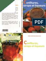 Beauviala Anne-Christine - Confitures, sirops et liqueurs.pdf