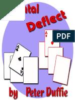 Peter Duffie - Mental Deflect