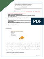 GUIA 2.1 CUENTAS  PUC