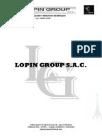 loping brochure