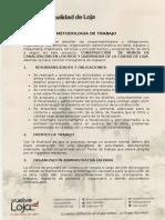 METODOLOGÍA MURO DE CANALIZACION