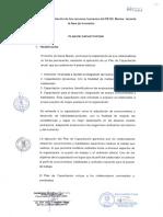 PLAN DE CAPACITACION DE LOS RECURSOS HUMANOS