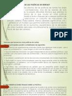 politica de renta 5-6