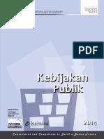 Modul DIklat BPKP Kebijakan Publik 2014