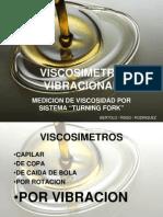 viscosimetro vibracional