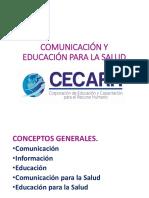COMUNICACION Y EDUCACION EN SALUD(0)